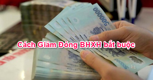 giam dong bh