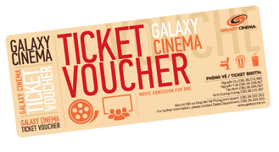 ticket voucher